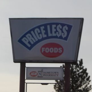 Price Less Foods Evansville, Indiana