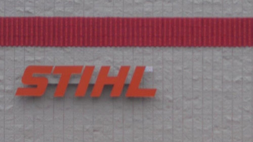 Stihl Channel Letter Sign